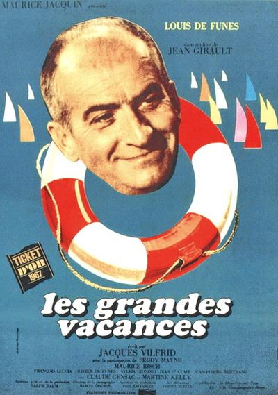 Большие каникулы (1967)