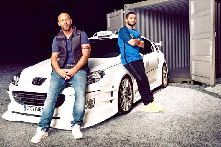 В апреле состоится мировая премьера экшн-франшизы «Такси 5»