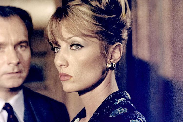 Скончалась известная французская актриса Стефан Одран